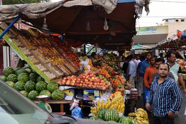 Fruits Market, Jeddah by aliathik