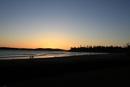 McKenzie Beach sunset by Bear46404