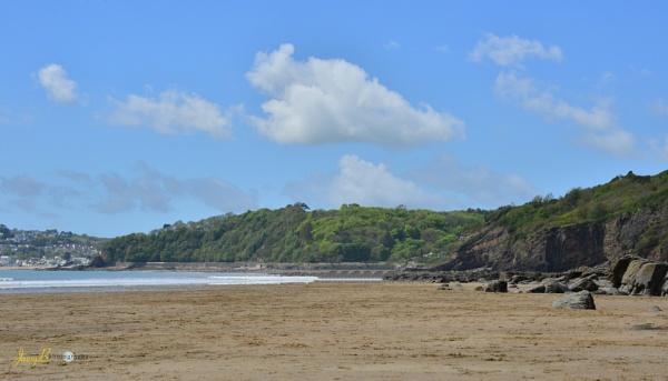 Amroth Beach by jb_127