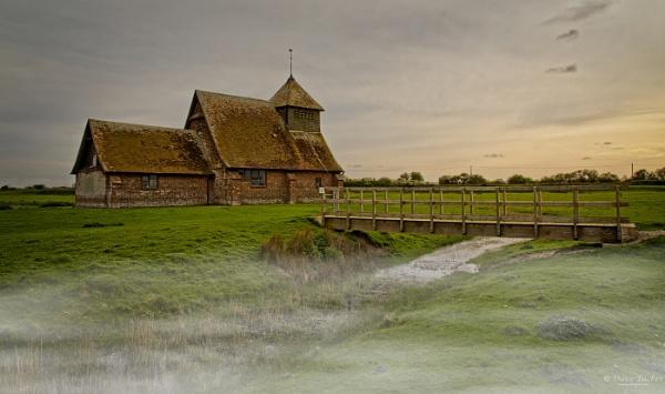 Church by Draig37
