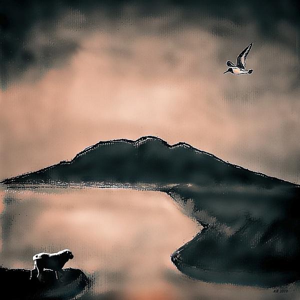 Stormy Glo by aliciabeesley