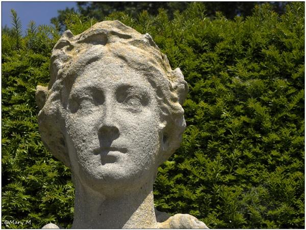 Kew Garden Statue