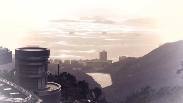 Islands in the sky by davek