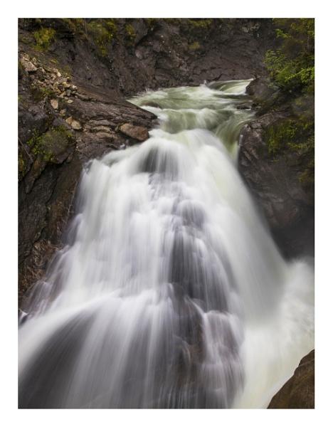 Krimml Waterfalls by rob wilkins