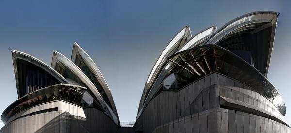 Sydney Opera House by StevenBest