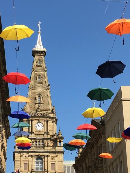 Parapluie de Halifax. by Drighlynne
