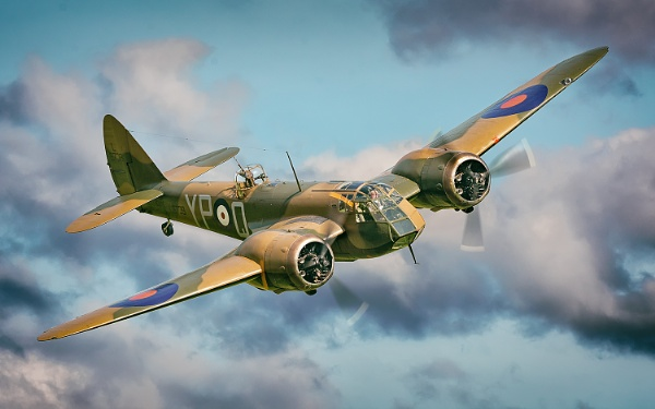 Bristol Blenheim 2 by BydoR9