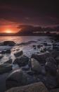 Elgol Sunset by davelich