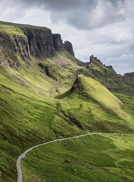 Quiraing Landscape V by davelich