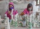 Ceramics Factory east of Hanoi, Vietnam by brian17302