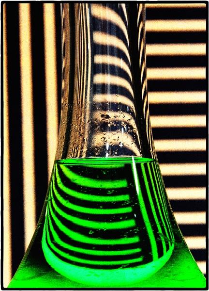 GREEN STRIPES by SOUL7