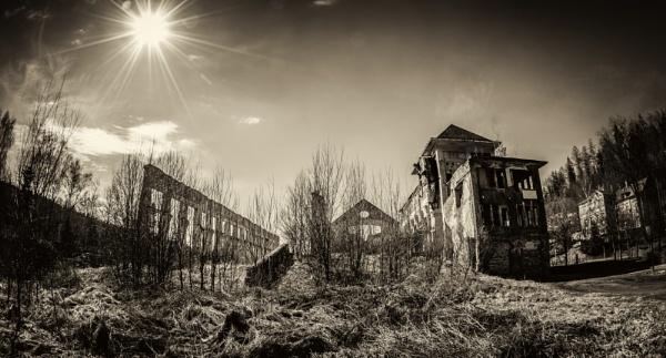ruins by mogobiker