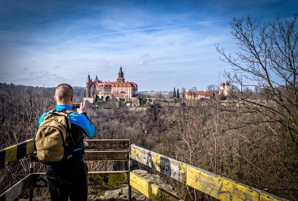 KSIAZ  castle by mogobiker