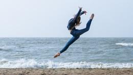 Plenty of space for ballet moves