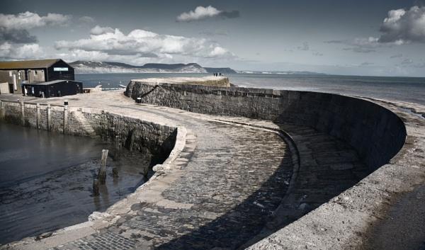 The Cobb,Lyme Regis by BigAlKabMan