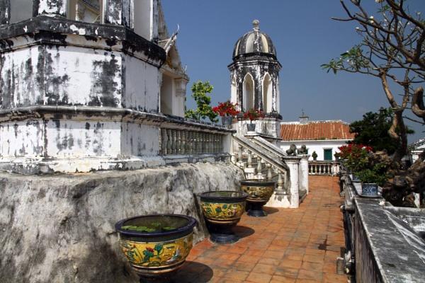 Phra Nakhon Khiri, Phetchaburi by mikekay