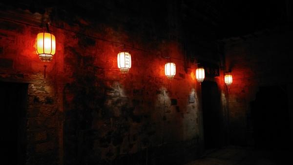 Hongcun lantern by litesport