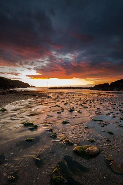 A Devon Sunset