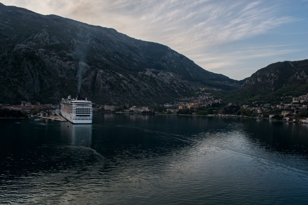 Kotor Bay by Ian01