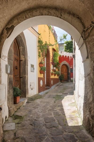Alley Doors by sandwedge