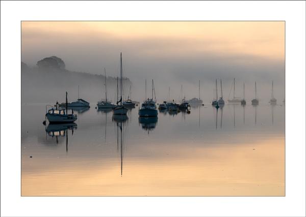Dawn Light, Penryn by Steve-T