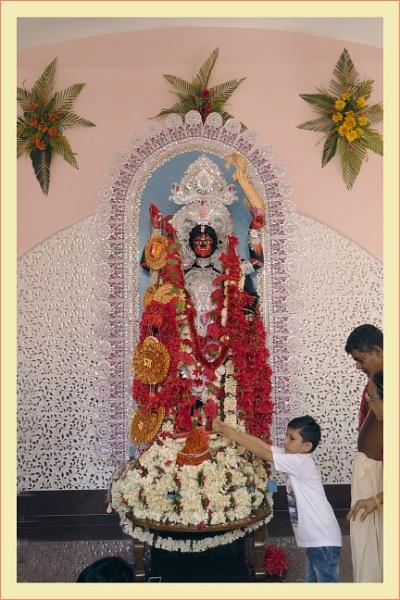 Raksha Kali Mata Puja by prabhusinha
