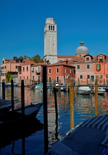 Venice vista by peterthowe