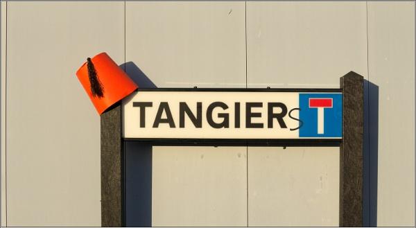 Tangiers?? by Otinkyad