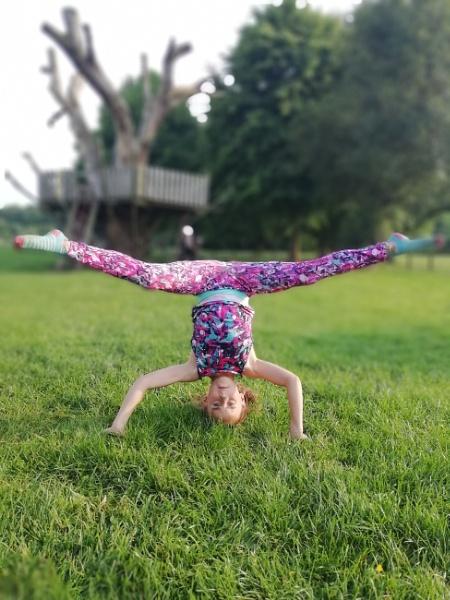 My Gymnast by kristinadimascio