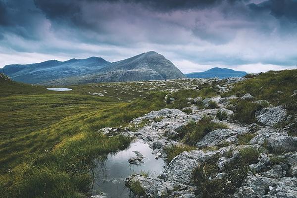 Scottish Wilderness by davelich