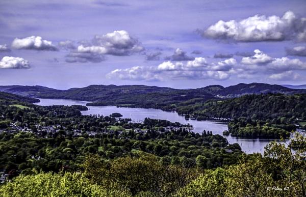 Windermere Lake from Orrest Head by RPilon63