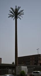 Modern Mobile Tower - Jeddah, Saudi Arabia