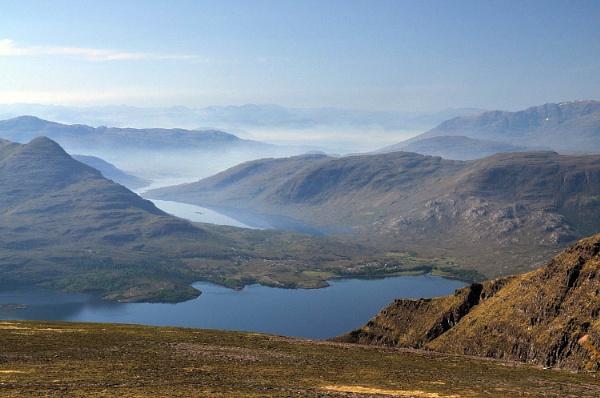 Loch Torridon and Beyond by viscostatic