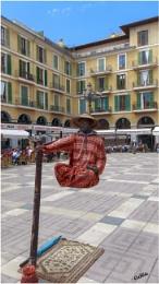 Palma Street Artist