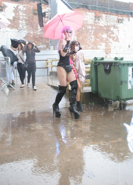 Boots in the wet by happysnapperman