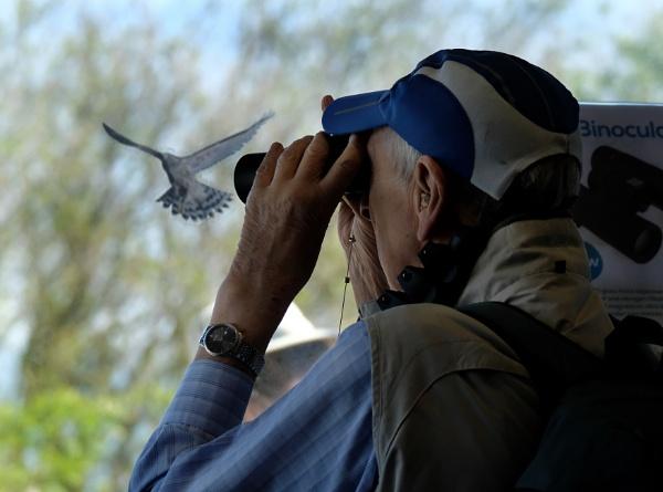 Who Needs Binoculars!