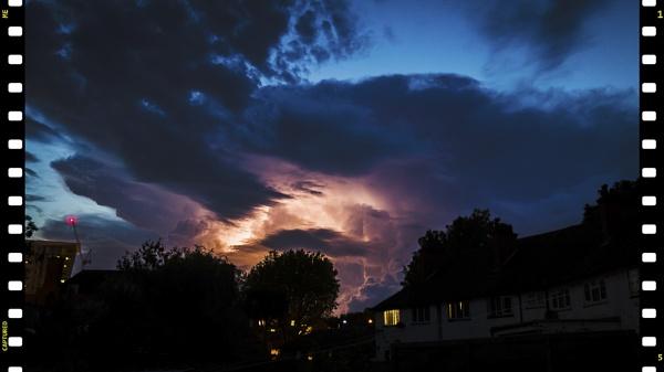 Thunderstorm by Yogendra