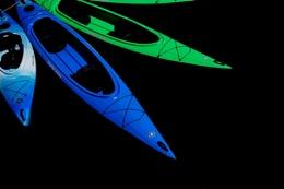 Canoe starburst