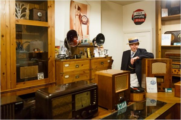 Gripton\'s Radio Stores by dark_lord
