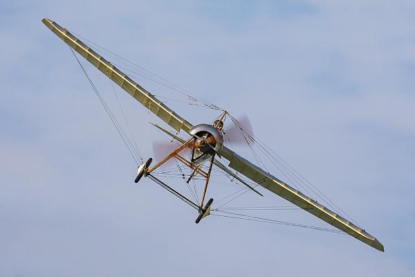 Blackburn Monoplane by CanonMan