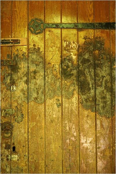 The Old Wooden Door by johnriley1uk