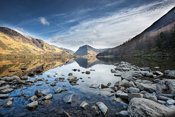 Buttermere by kevinwpayne
