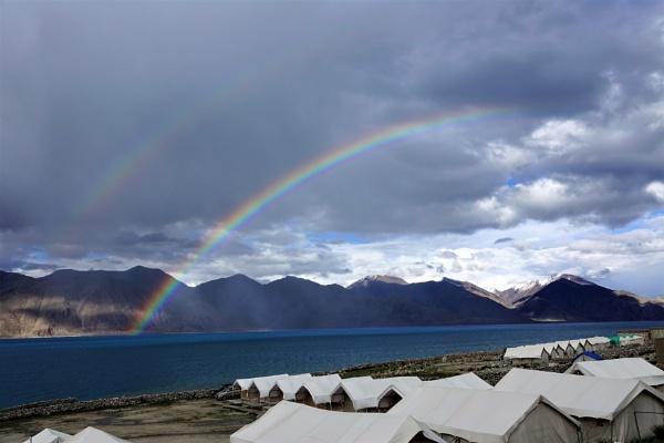 *** Double Rainbow *** by Spkr51