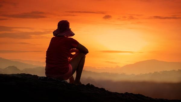 Sundown by BarryBeckham