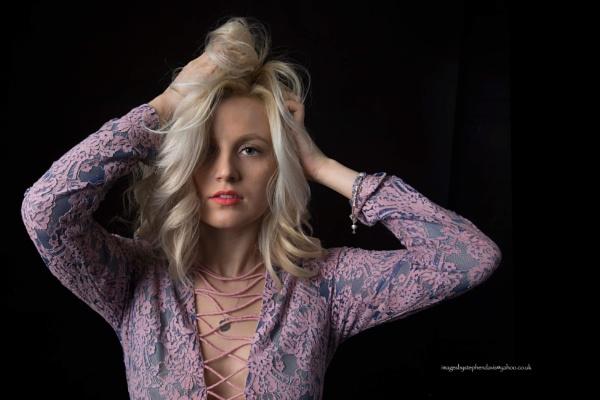 Messy hair by imagesbystephendavis