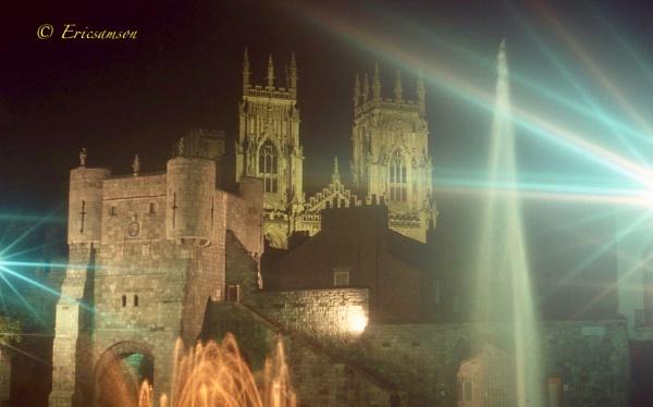 York sparkles! by Ericsamson