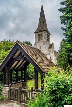 Milton-on-Stour Church