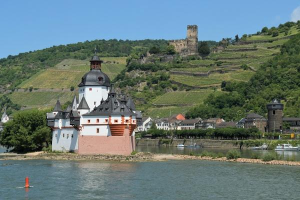 Burg Pfalzgrafenstein by lampgb