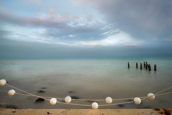 Key West at Dusk by AndrewAlbert