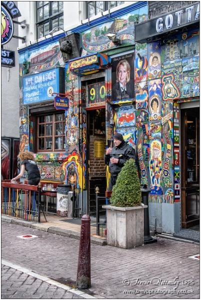 The Bulldog Coffee Shop by TrevBatWCC